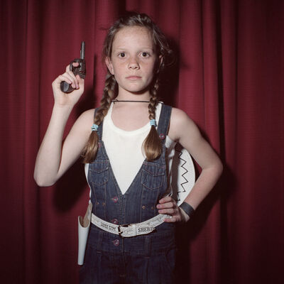 Naomi Harris, 'Sheriff, Sioux City, Canary Islands', 2009