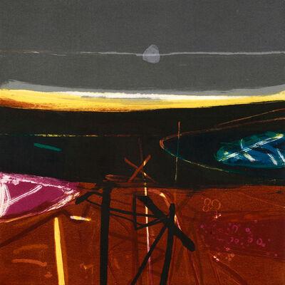 Barbara Rae, 'Downpatrick Storm', 2006