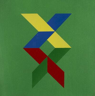 Edoardo Landi, 'Struttura cino prospettica', 1978