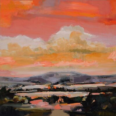 Simon Andrew, 'Flat Hill', 2018