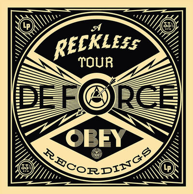 Shepard Fairey, '50 Shades of Black Box Set: Tour De Farce', 2014