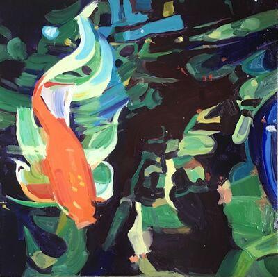 Barbara Hoogeweegen, 'Goldfish', 2017