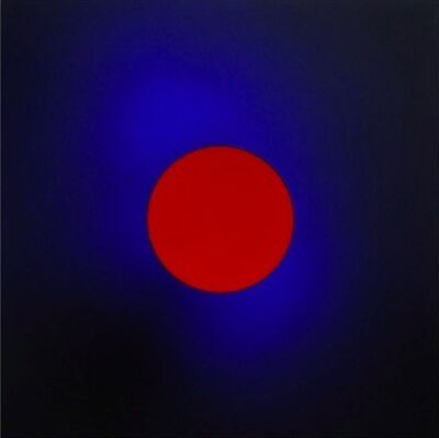 Lita Albuquerque, 'Auric Field (Red Shift)'