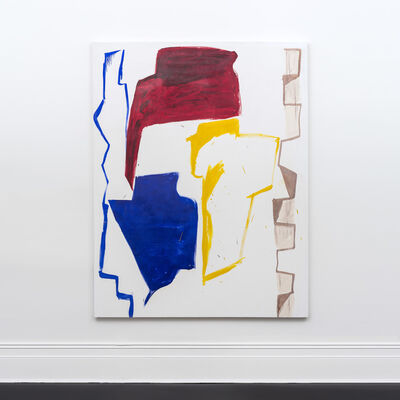 Julian Dashper, 'Argyle', 1984