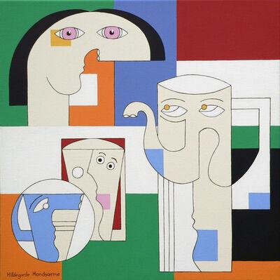 Hildegarde Handsaeme, 'Illy', 2009