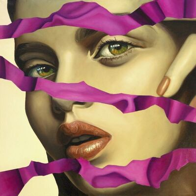 Manzur Kargar, 'Unveiled 3'