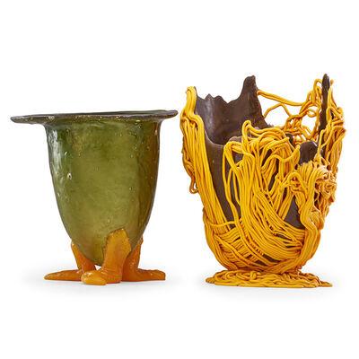 Gaetano Pesce, 'Two vessels, Italy', 1996