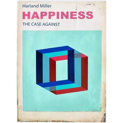 Harland Miller, 'Happiness (Large version)', 2017