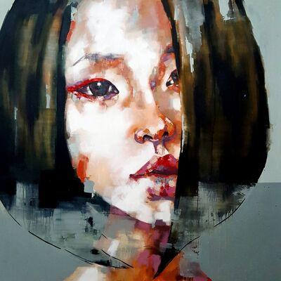 Thomas Donaldson, 'Head Study 2/26/16', 2016