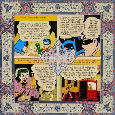 Mahmood Sabzi, 'Detective Comics', 2016