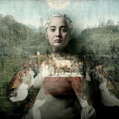 Bear Kirkpatrick, 'The Adoration of the Mystical Lamb', 2014