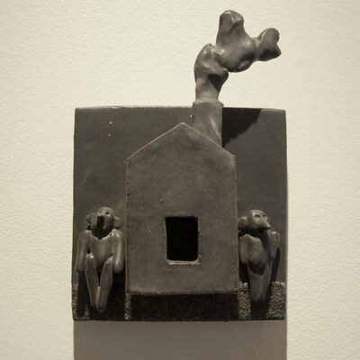Bill Stewart, 'Home for the Holidays (tile)', 2010