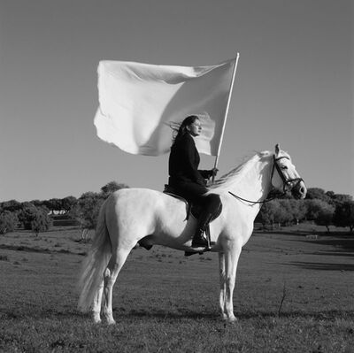 Marina Abramović, 'The Hero II', 2001-2008