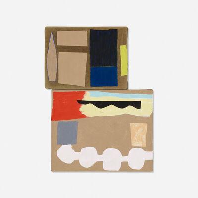 Nancy Shaver, 'Shape Drawing #1, A Favorite Sweatshirt', 2010