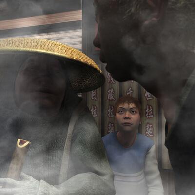 Chu Shu-Hsien, 'A Foggy Day', 2007