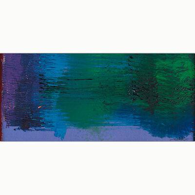 Helen Frankenthaler, 'Birth Of The Blues', 1992