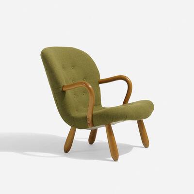 Philip Arctander, 'lounge chair'