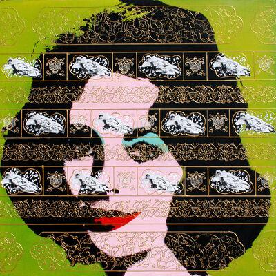 Mahmood Sabzi, 'Green Liz', 2016