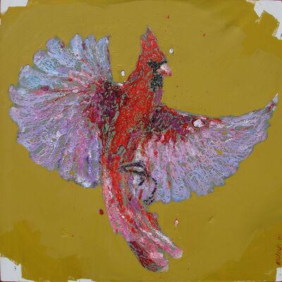 Marcel Kahhak, 'Cardinal', ca. 2012