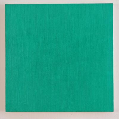 Marcia Hafif, 'Phthalocyanine Green', 2009