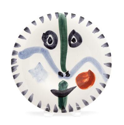 Pablo Picasso, 'Visage no. 111', 1963