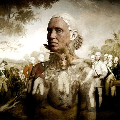 Bear Kirkpatrick, 'Kathryn: Burgoyne's Surrender', 2014