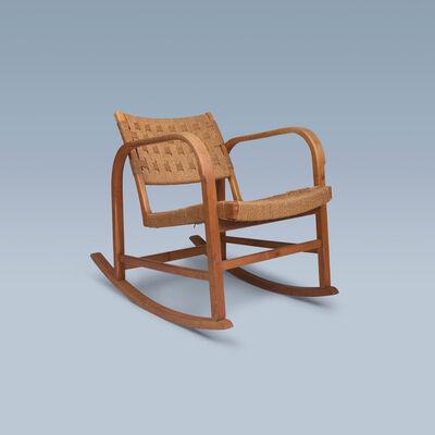 Magnus Stephensen, 'Rocking chair', ca. 1930