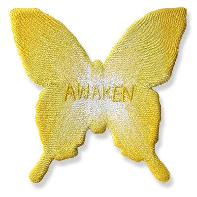 Stephanie Hirsch, 'Awaken (Yellow)', 2015