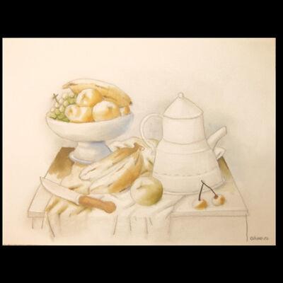 Fernando Botero, 'Still Life', 2002