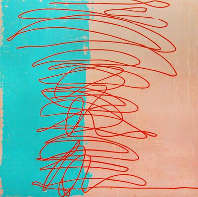 Mary Didoardo, 'Red Blip', 2017