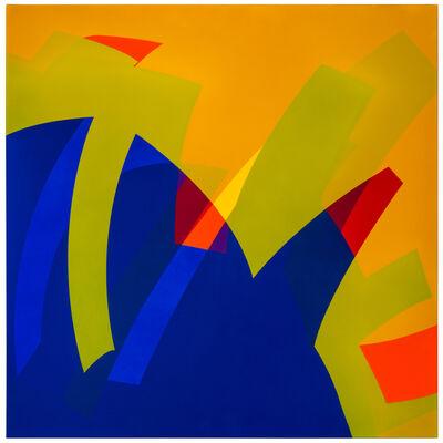 Manuel Ojeda, 'MTCAL 9-8/2 Amarillo - Azul', 2017