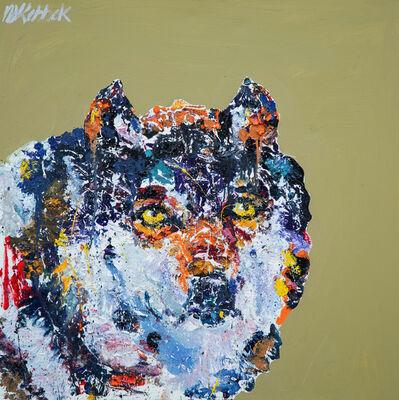 Marcel Kahhak, 'Wolf/Gaze', 2016