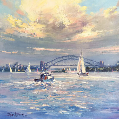 Ted Lewis, 'The Harbour'