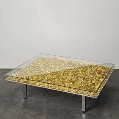 Yves Klein, 'Table d´Or', 1961