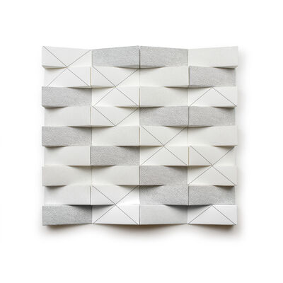Eleanor Annand, 'Woven Wedge No. 3'