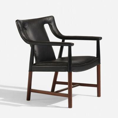 L. Pontoppidan, 'Lounge chair, LP48', 1956