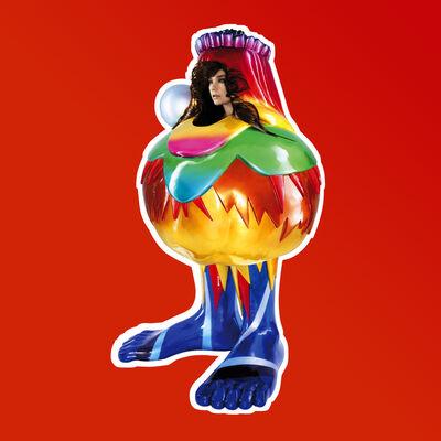 Björk, 'Volta', 2007