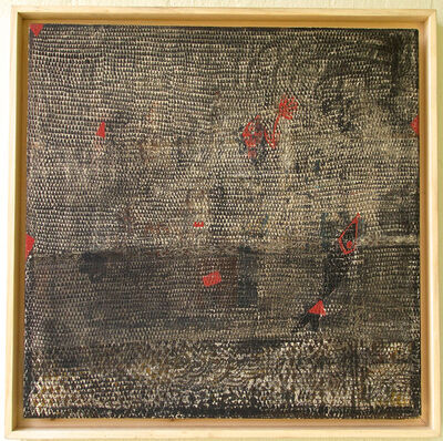 Afi Nayo, 'Triangle Noir', 2014