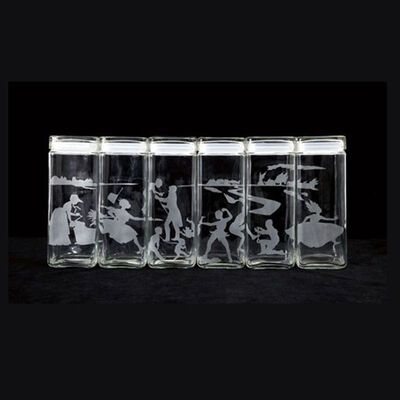 Kara Walker, 'Untitled (Canisters)', 1997
