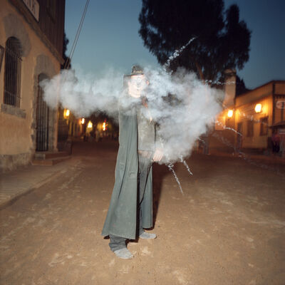 Naomi Harris, 'Shoot out, Sioux City, Canary Islands', 2009