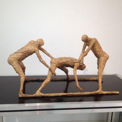 Mamady Seydi, 'La vie, un interminable combat ref 1', 2004
