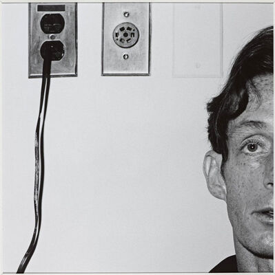 Robert Mapplethorpe, 'John McKendry', 1975