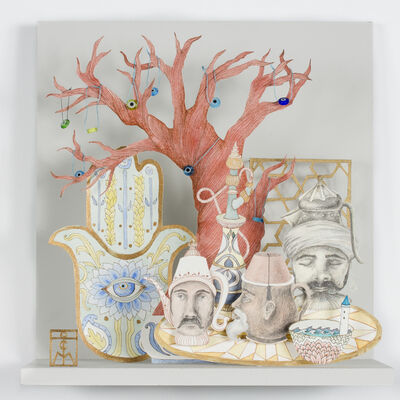 Teresa Currea, 'Tree of Eyes', 2019