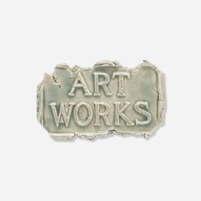 Robert Arneson, 'Art Works', c. 1970