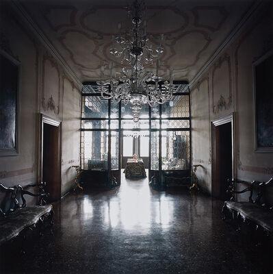 Matthias Schaller, 'Controfacciata, Palazzo Mocenigo', 2007