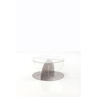 """Yonel Lebovici, '""""Quadri Disques"""" Model, coffee table', 1969"""