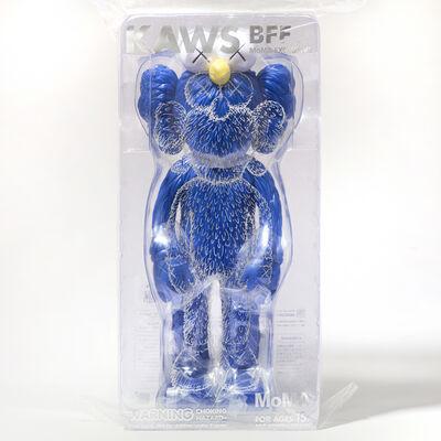 KAWS, 'Kaws BFF (Blue)', 2017