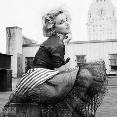 Richard Corman, 'Madonna Cinderella #1', 1983