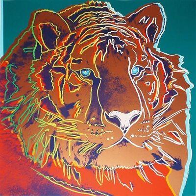Andy Warhol, 'ENDANGERED SPECIES: SIBERIAN TIGER FS II.297', 1983
