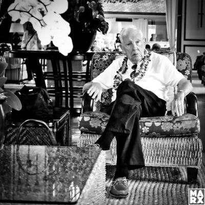 Andy Marx, 'Kahala Old Man'